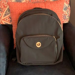 Travel and work backpack